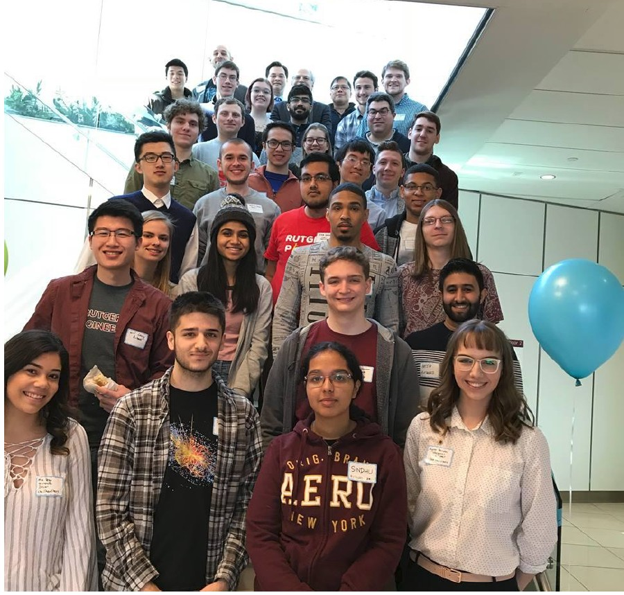 The SPS Zone 3 meeting at the campus of the University of the Sciences in Philadelphia was attended by students from six university SPS chapters. It was hosted by USciences SPS and co-hosted by Rutgers SPS (New Brunswick).