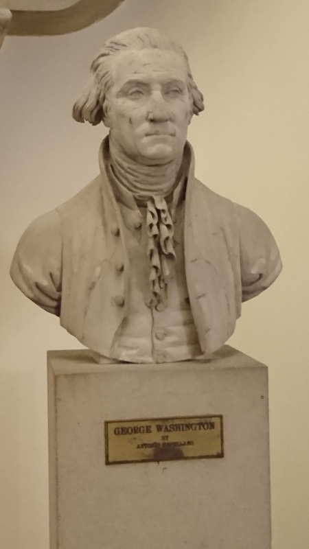 George Washington Bust