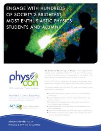 PhysCon 2016 Info Sheet