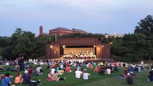 Classical music on the National Mall