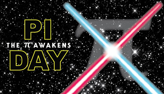 Pi Day, The Pi Awakens