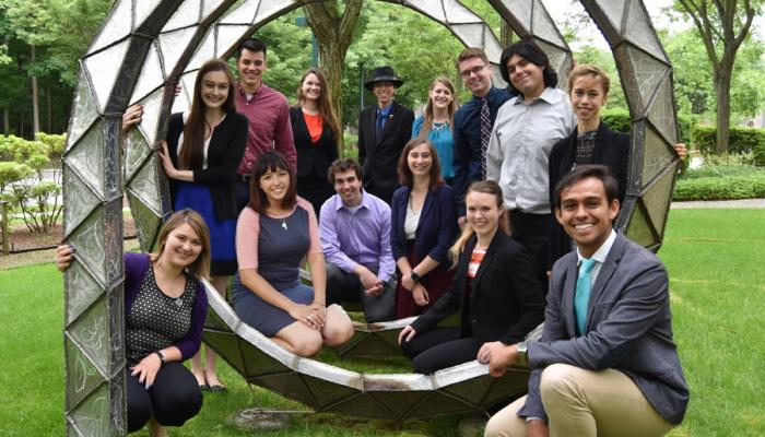 Meet the 2017 SPS Interns