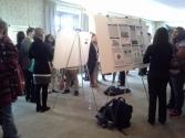 The student poster session. Photo by Caroline K. Williams