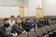Students from CSU Stanislaus