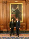 Rep. Mike Thompson and I