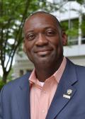 Sigma Pi Sigma President, Willie Rockward