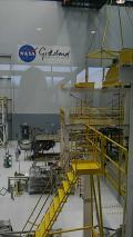 The NASA Goddard Clean Room