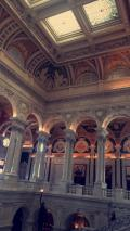 Library of Congress was my favorite part of the tour.
