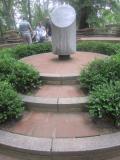 Memorial monument.