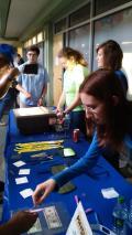 At the HoCo STEM Fest
