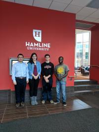Hamline University SPS Chapter