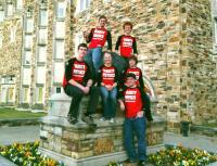 Rhodes College Team