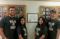 Texas Lutheran University Team