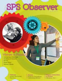 Winter 2012: Women in Physics