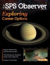 SPS Observer Winter 2018 cover