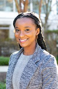 Kayla Stephens, SPS Programs Manager